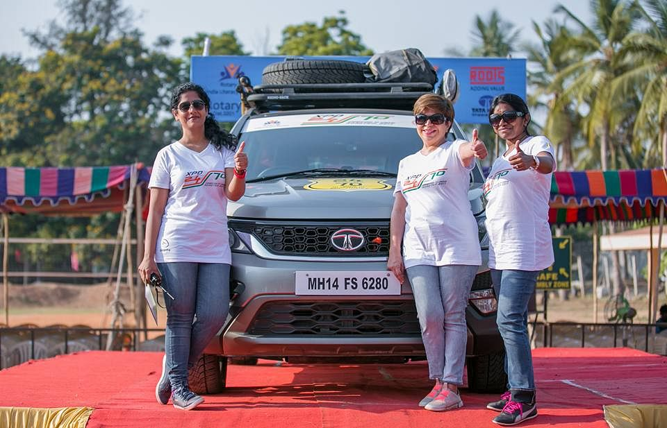 Coimbatore to London: 4 Women Are Driving 24,000 Km in 70 Days