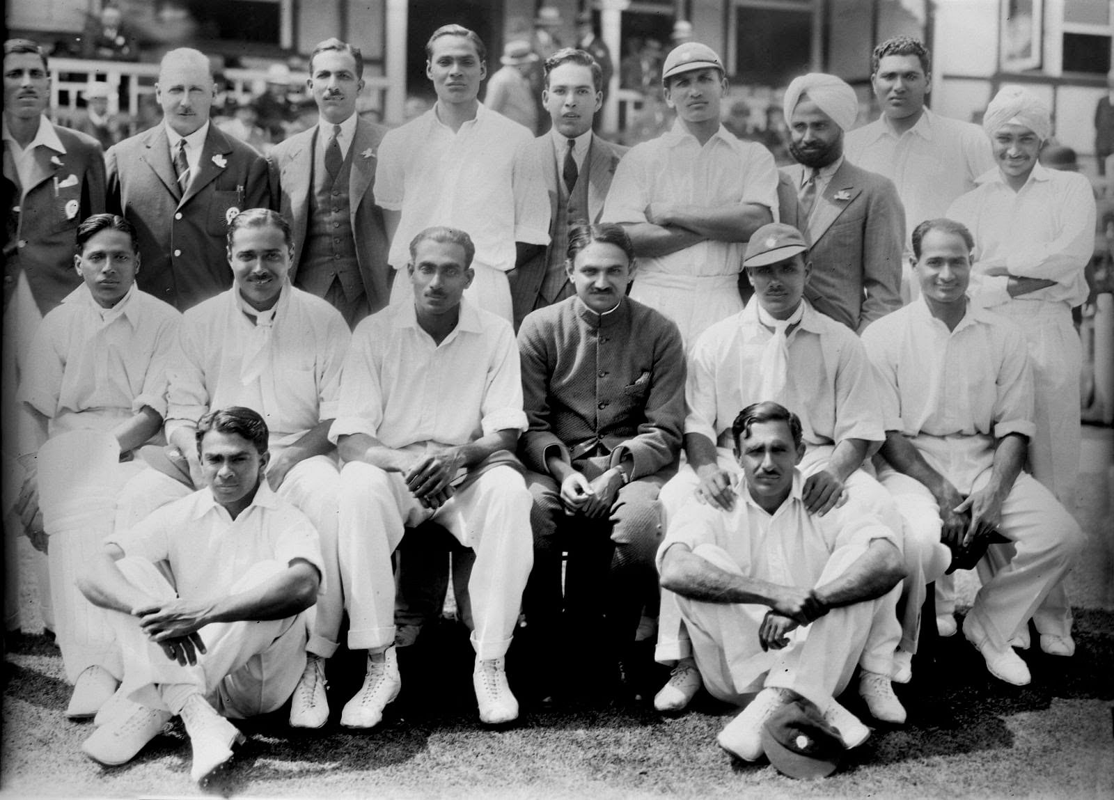 Real-Life Lagaan: India's First International Cricket Match Left England Rattled Way Back in 1932