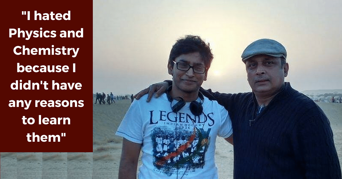 """""""Everyone Can't Become an Einstein, Everyone Can't Earn in Lakhs"""" – Piyush Mishra to Indian Parents"""
