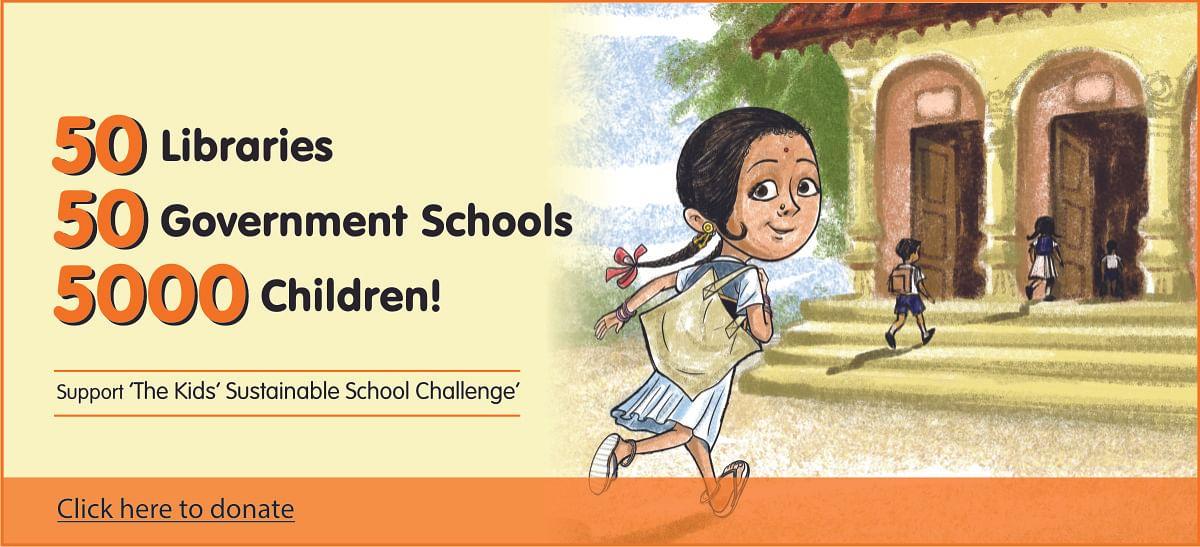 The Kids' Sustainable School Challenge