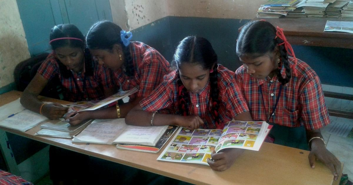 This Former Adman's Cartoon-Based Textbooks Are Loved by Kids in Over 1,600 Schools in India!