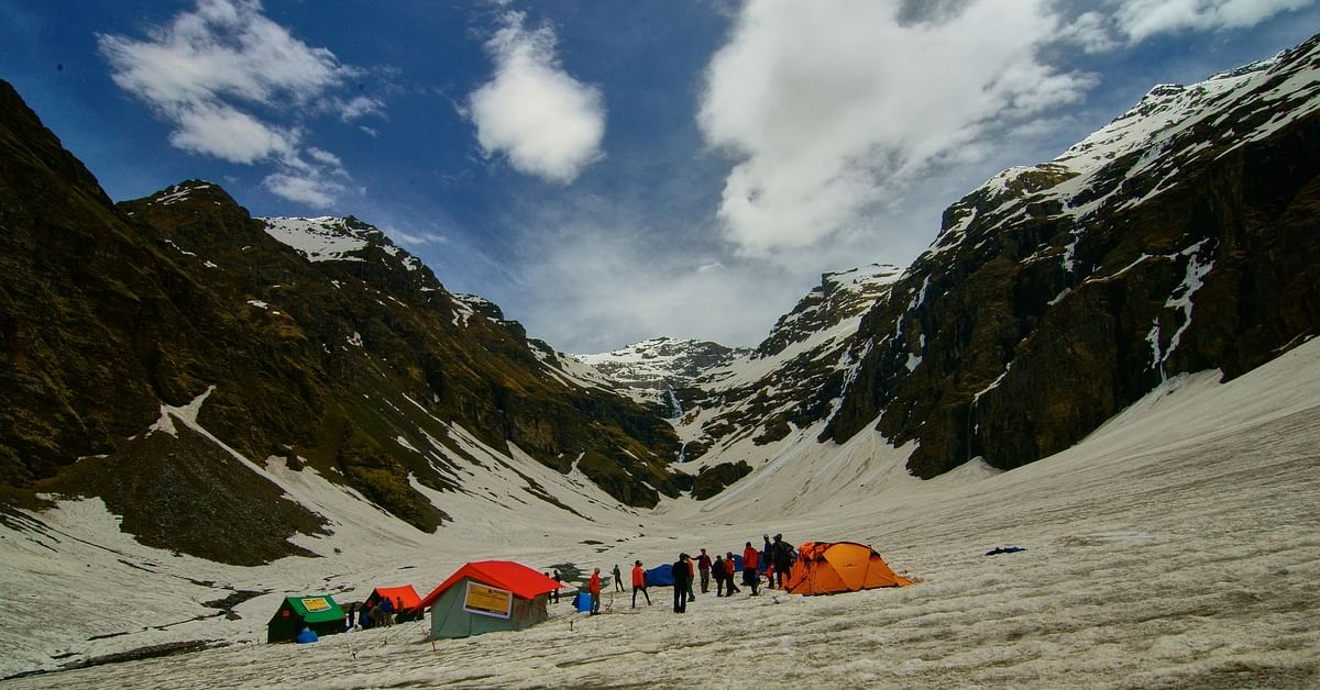 13 Awesome Trekking Routes Along Himachal Pradesh's Picturesque Landscapes