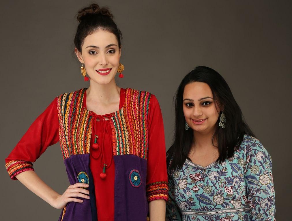 Raunaq By Devyani Kharbanda Is Ayoung Designer S Initiative To Make Wedding Wearfrom Waste Fabric