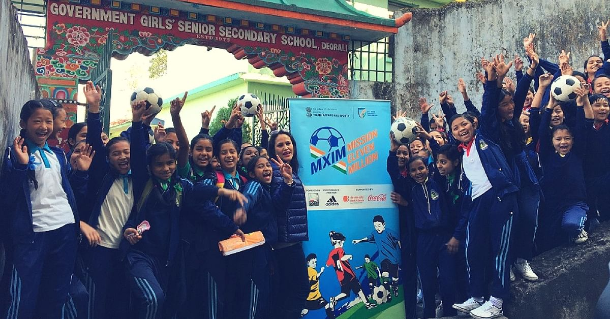Here's How the Govt's Mission XI Million Programme Has Brought Football to 1 Million Children