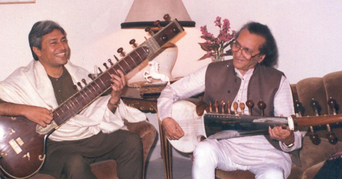 TBI Blogs: A 1964 Concert in Calcutta with Pandit Ravi Shankar Changed Ustad Amjad Ali Khan's Life
