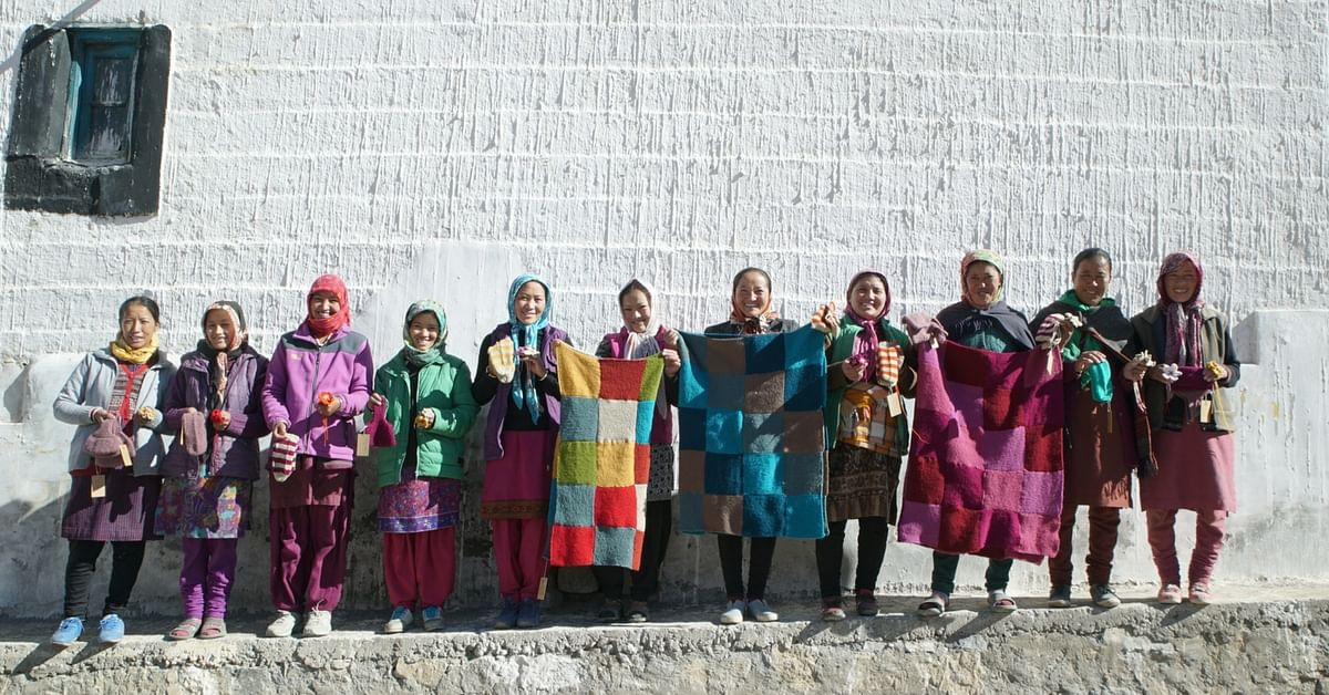 How a Snow Leopard Conservation Project in Spiti Valley Paved the Way for Empowering Local Women