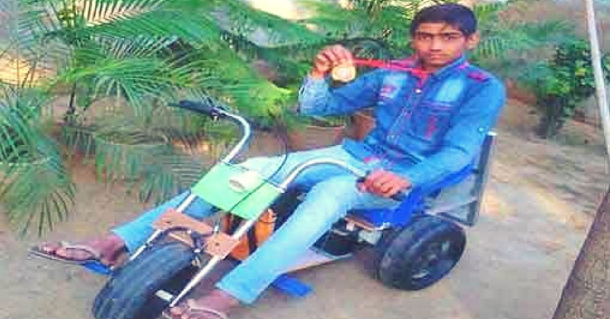 India's Got Talent: This 13-Year-Old From Haryana Has Developed His Own Solar-Powered Bike!