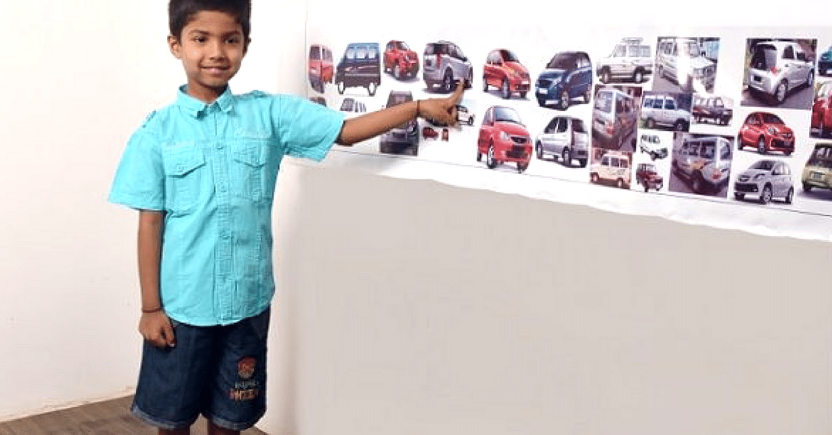 A 5-Year-Old With 4 National Records! Meet the 'Wonder Boy' From Nagpur