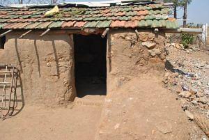 Irula houses
