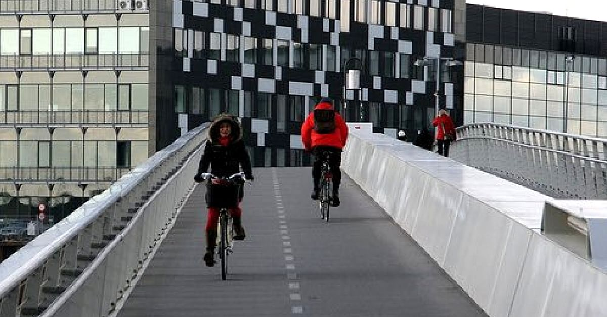 In a Bid to Combat Pollution, Delhi Govt Plans to Build an Elevated Cycling Track