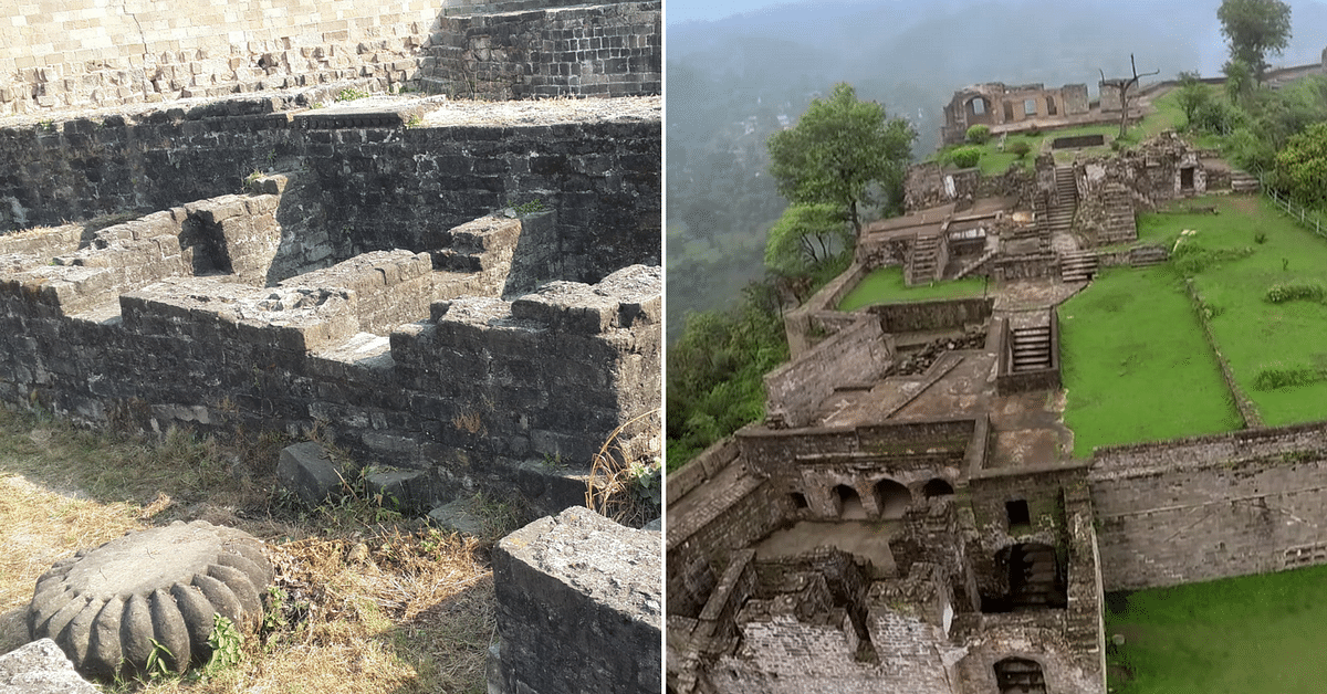 Kangra Fort, Once a Trove of Royal Treasures, Withstood 52 Attacks but Crumbled to Nature's Wrath
