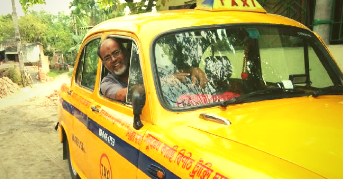 He Had to Drop Out of School & Beg. Now, This Kolkata Taxi Driver Runs 2 Schools and an Orphanage