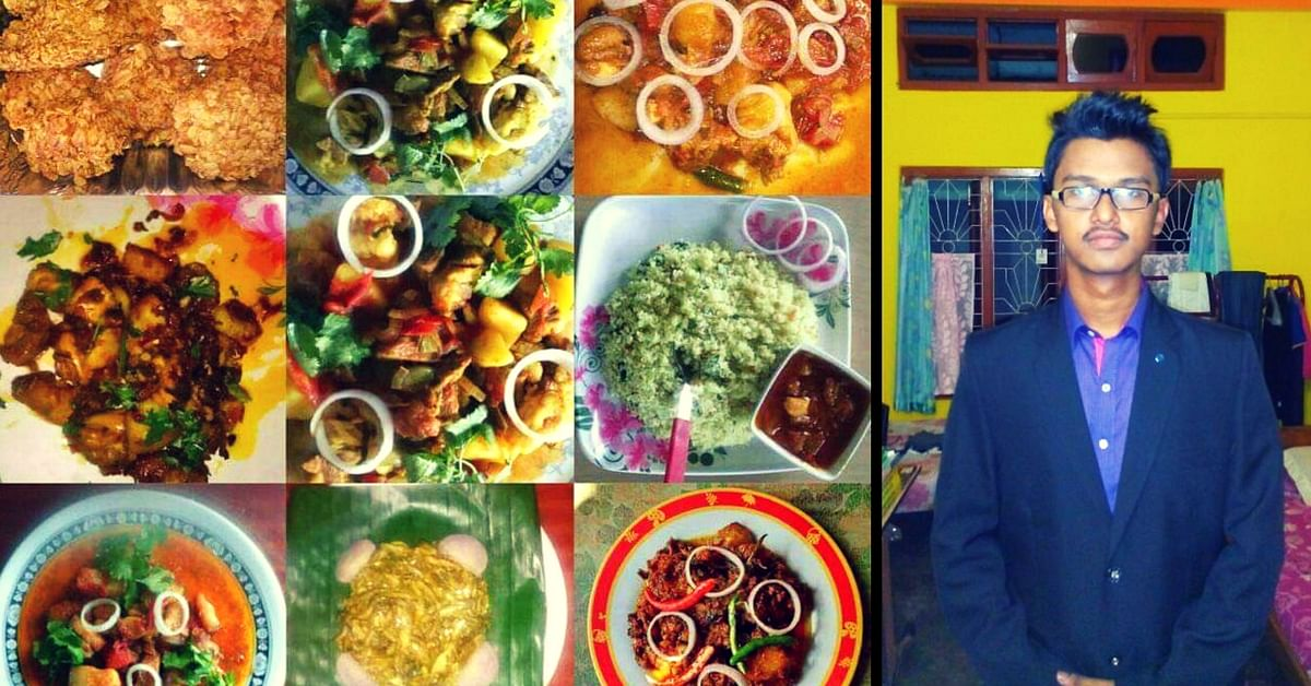 How a 22-Year-Old Is Popularising Ethnic Assamese Food While Creating Jobs for Rural Youth