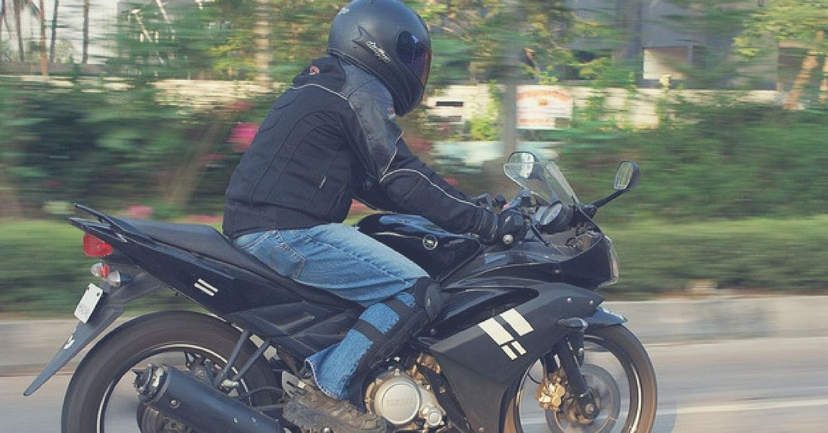 Aurangabad Teen Develops Ignition System That Won't Allow Rider to Turn on Bike Without Helmet