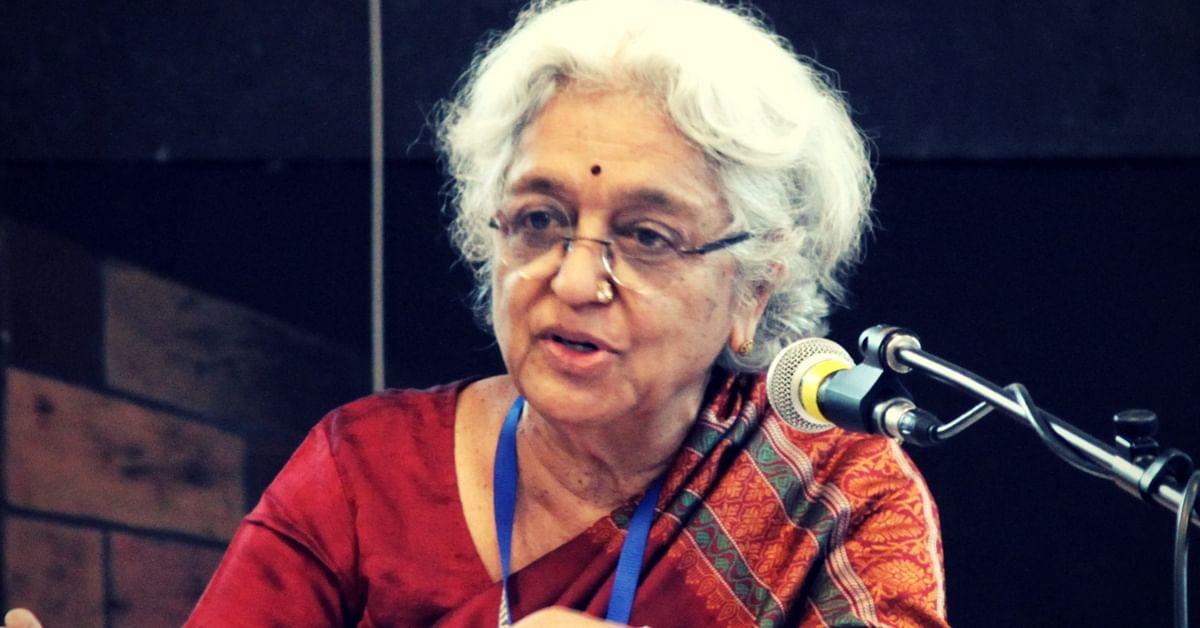 Meet Devaki Jain, A Gandhian Economist Who Has Spent a Lifetime Fighting for Women's Rights