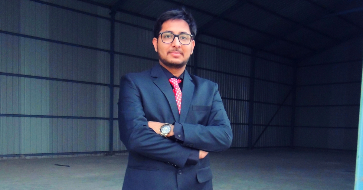 This 23-Year-Old Makes Bricks out of Industrial Waste & Uses Them to Build Toilets in Rural Areas