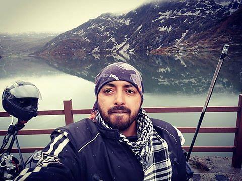 India Bull Riders - Bangalore member, Manish Gupta.