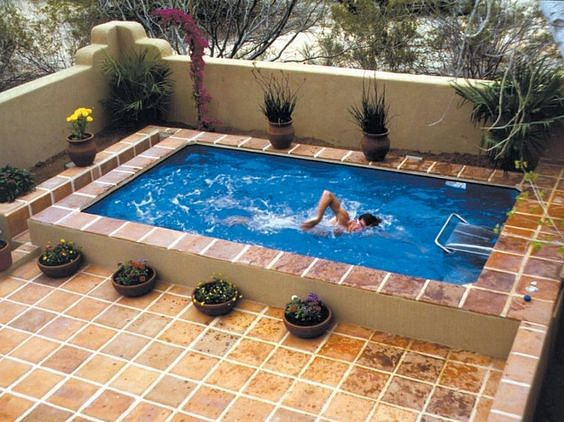 Terrace Swimming Pool Designers in Delhi