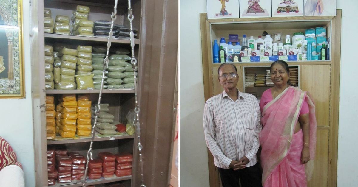 TBI Blogs: How this 67-Year-Old Woman Singlehandedly Built the Finest Spice Business in Ahmedabad