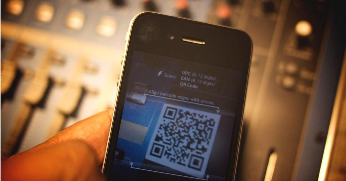 12,000 Vendors to Have India's First Bharat QR Code Enabled Devices, Thanks to One Startup