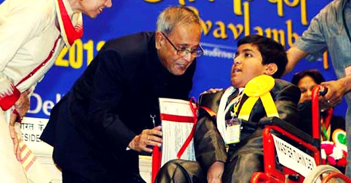India's Own Future Stephen Hawking? The Sky's No Limit for This 17-Year-Old With AMC!