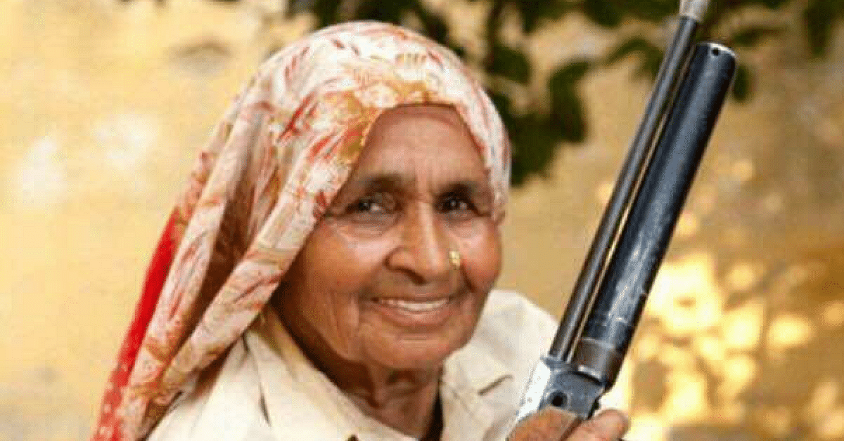 Shooter Dadi: The Story of an Octogenarian Who's Breaking All Barriers With Her Awesome Aim