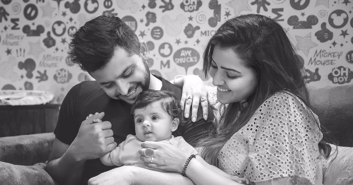 Suresh Raina & His Wife Mark Daughter's Birthday With an Initiative to Help Underprivileged Moms