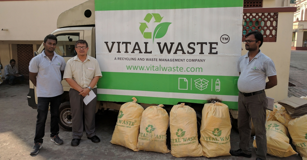 How Residents of Kolkata Are Keeping Their City Clean and Getting Paid for It Too!