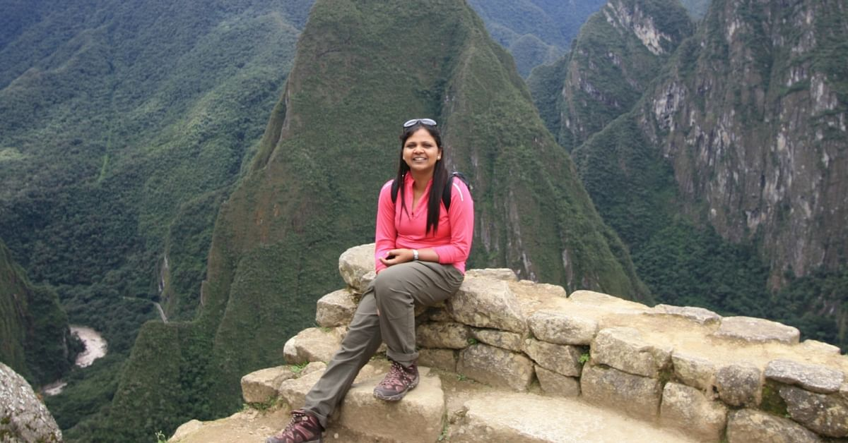 An Indian Woman Is Part of the Largest All-Female Expedition to
