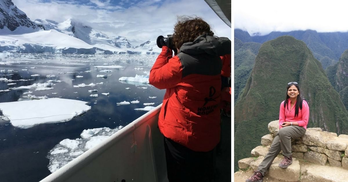 An Indian Woman Is Part of the Largest All-Female Expedition That Will Leave for Antarctica in 2018