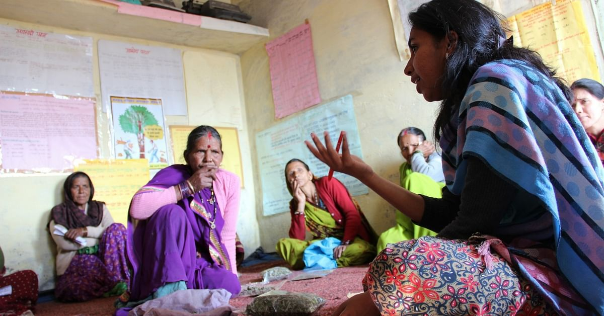 Meet the Chennai Woman Who Helped Revive Herb Farming & Empowered Farmers in a Uttarakhand Village