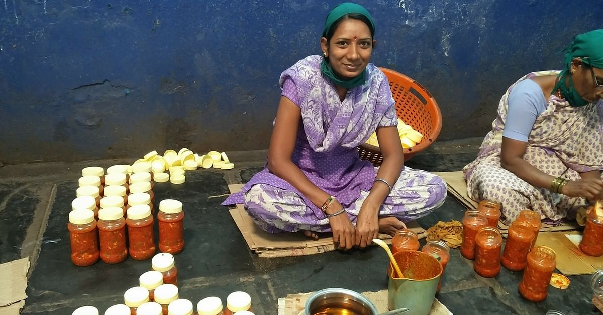 Pickles for a Living? 3 Bengaluru Professionals Are Empowering Rural Women With a Homegrown Project.