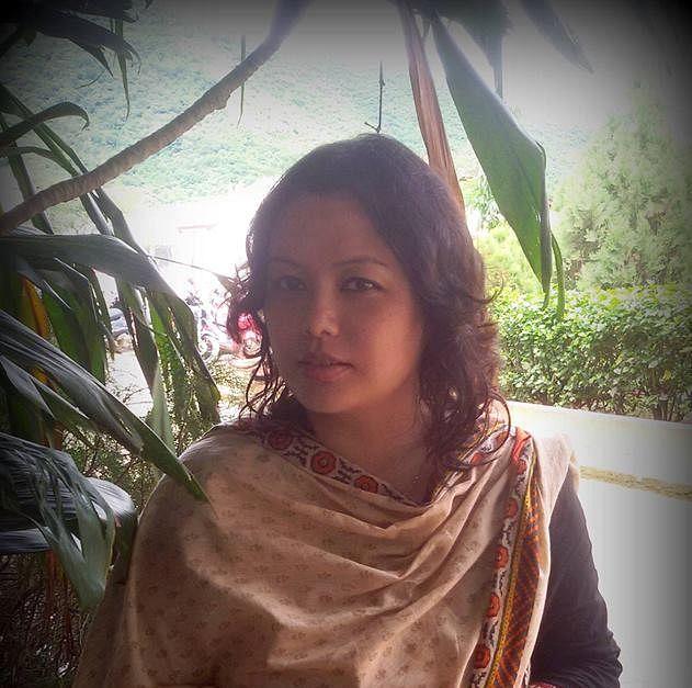 Urmila Chanam fights myths about menstruation.