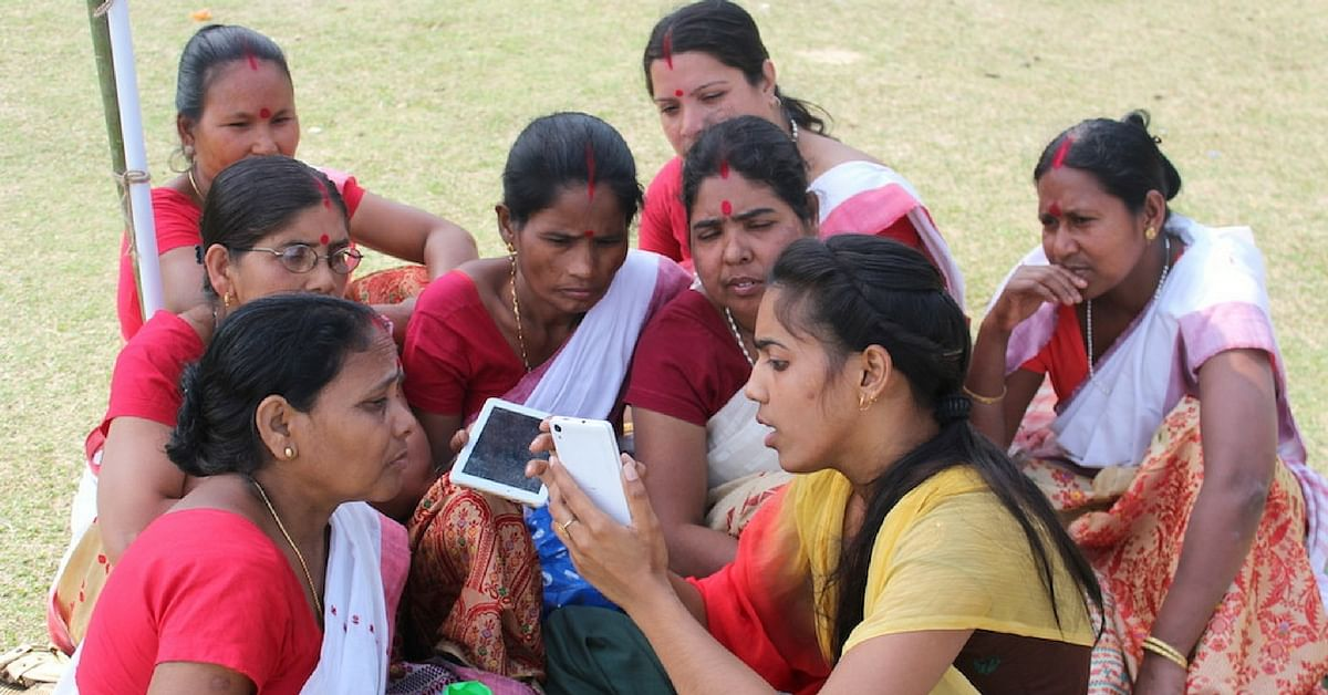 TBI Blogs: A Unique Project Is Empowering Women in Rural Assam by Introducing Them to the Internet