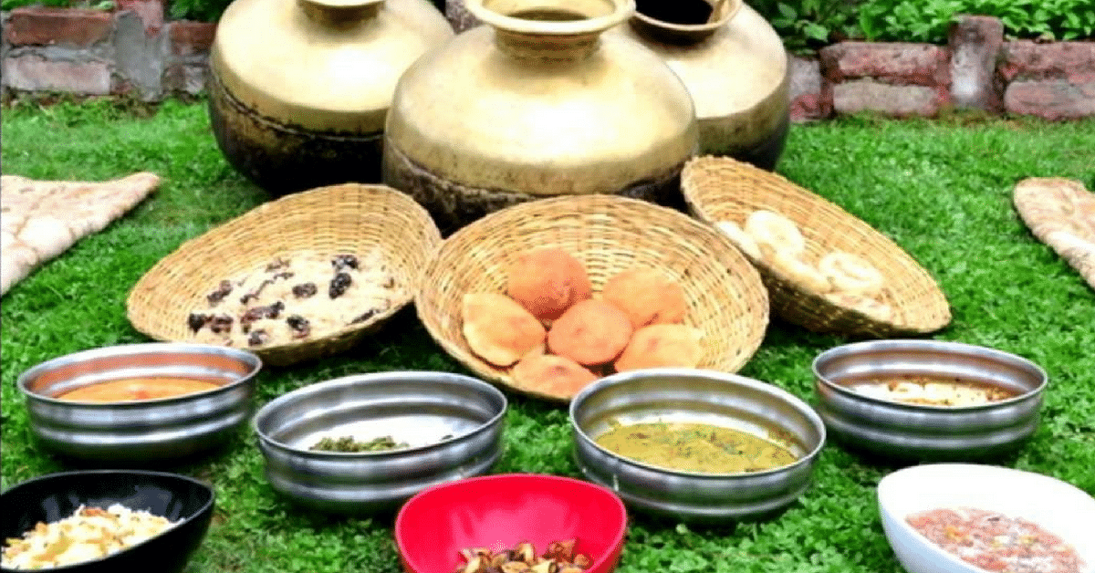 Centuries-Old Recipes & Cooking Methods of Himachali Dham