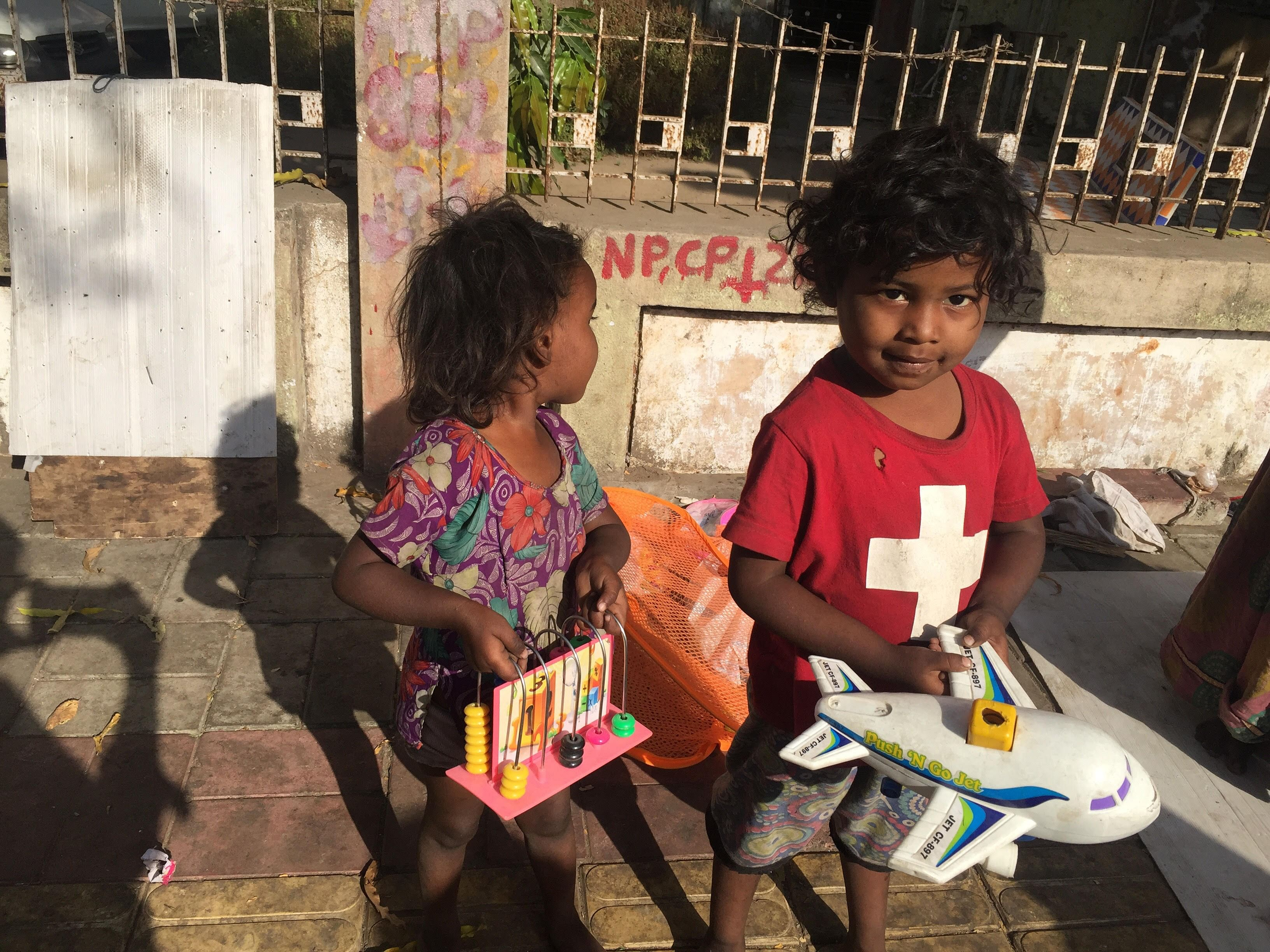 Every Week She Drives around Ahmedabad Collecting Toys from Donors