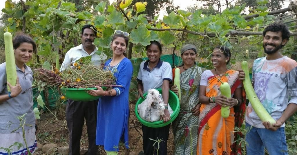 This Mumbai Ecopreneur Has Been Turning City Dwellers Into Urban Farmers for Over Half a Decade