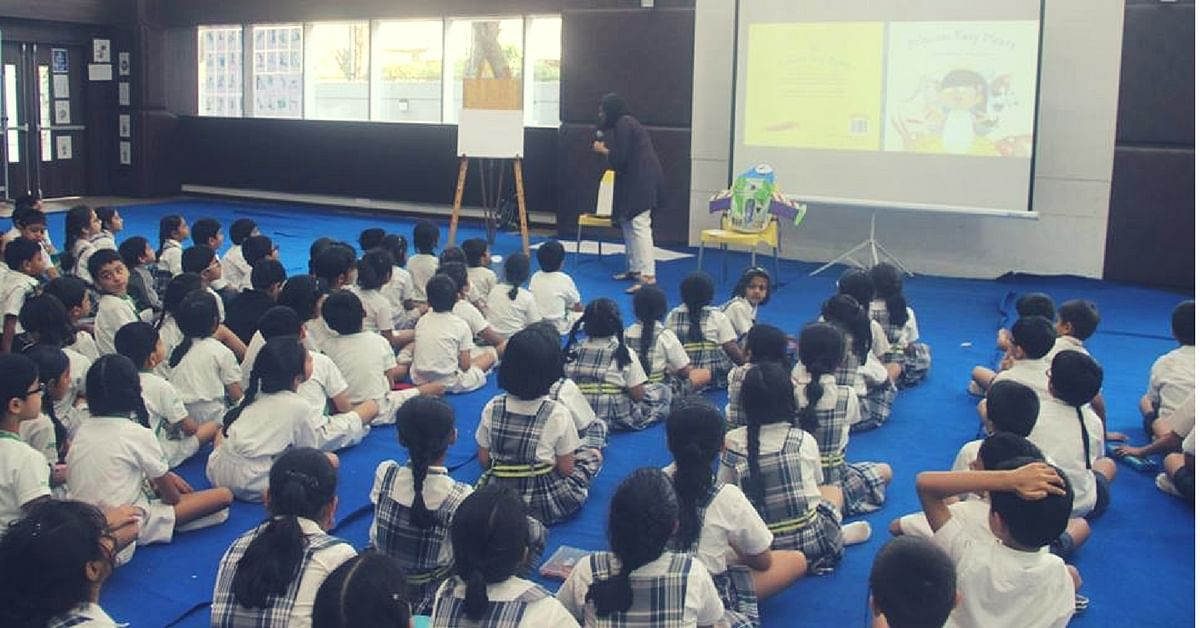 This Man's Ingenious Method Helps Children Learn English the Way They Learn Their Mother Tongues