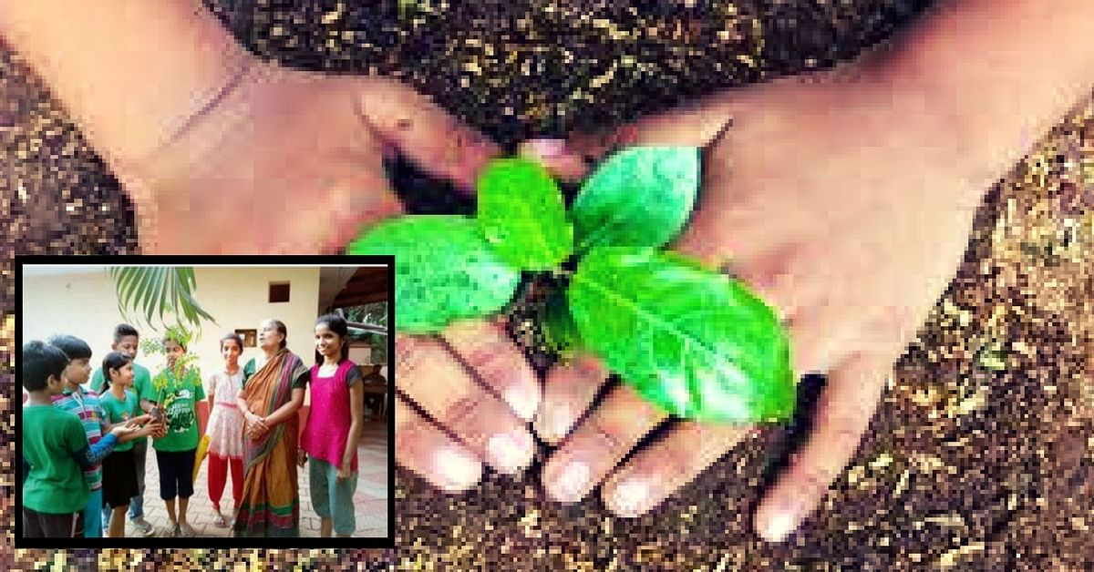 Unhappy With Deforestation, This 9-Year-Old Used Her Pocket Money to Plant Trees!