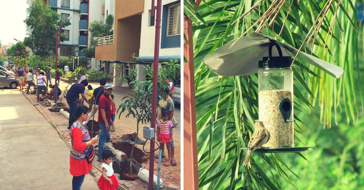 A Society in Pune Is Fighting Water Scarcity & Saving ₹ 20 Lakh Every Year. Here's How