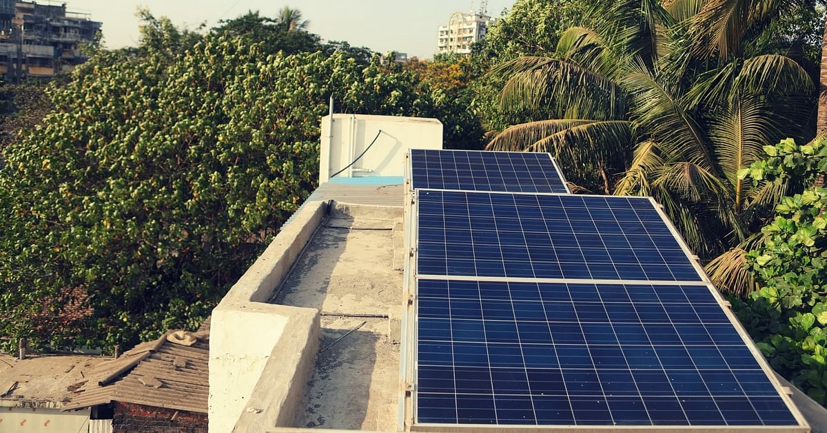 This Solar-Powered Community Sanitation Complex in Thane Is Making Life Easier for Locals