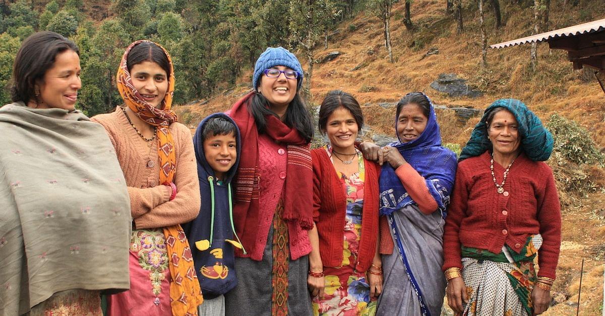 Rural Women in Uttarakhand Believed Menstruation Was God's Curse. Till an Engineer Broke the Taboo