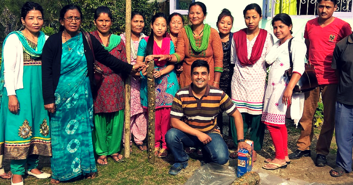 Sikkim Farmers Are Earning 8 Times More by Growing These Exotic Foods. Thanks to Two Brothers
