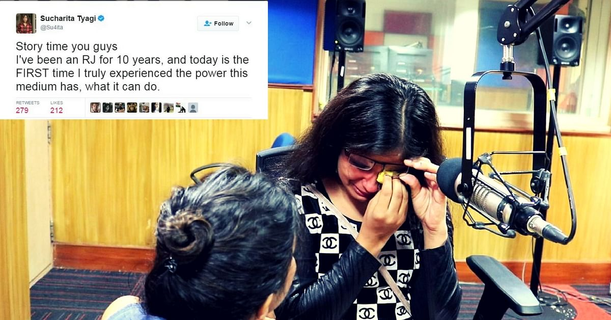 The Heartwarming Story of How a Radio Channel & Many Mumbaikars Helped a Visually Impaired Girl