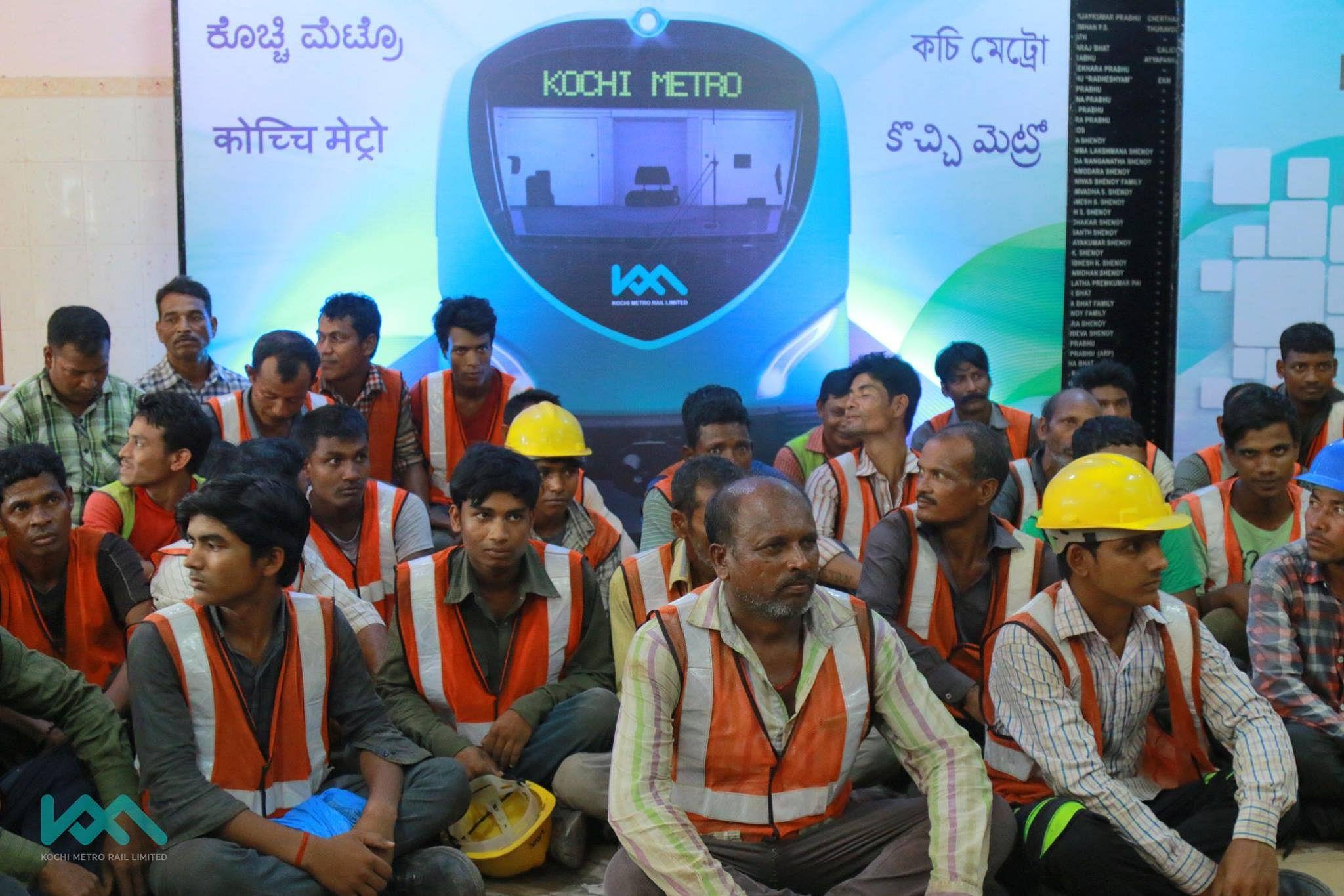 kochu-metro-workers