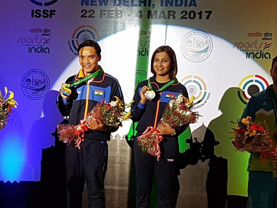 Heena-sidhu-shooter-world-cup-champion-gold-winner