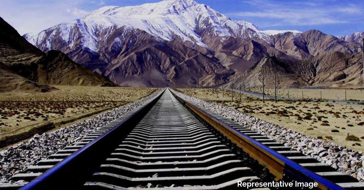 Delhi to Leh In a Train? 8 Amazing Facts About India's Highest-Ever Railway Project!