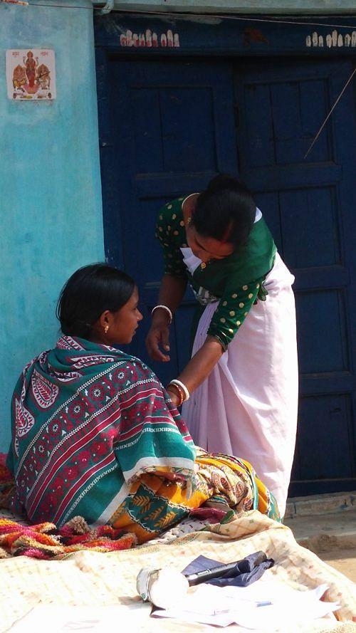 Sahiyas in Jharkhand