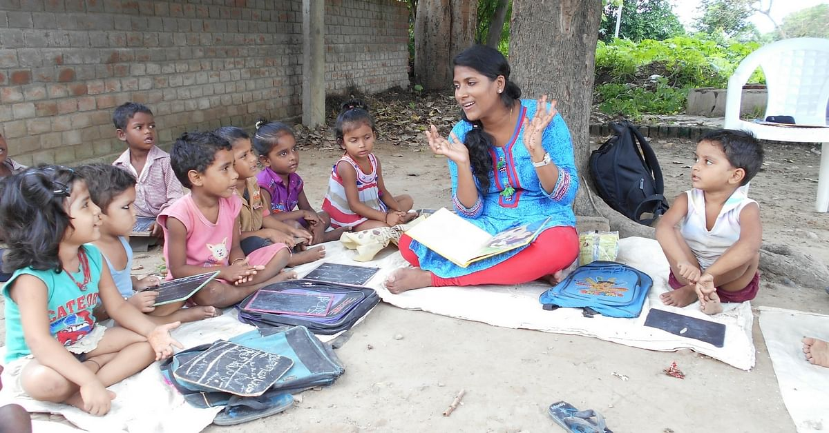 TBI Blogs: Rural Bihar's Children Are Getting Learning Support, Thanks to This Couple & an International NGO