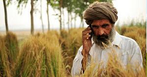 Farmer-rural-tele-law-phone-india